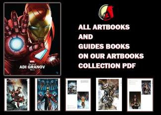 Marvel Monograph The Art Of Adi Granov
