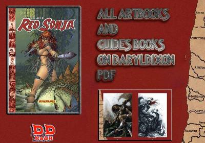 The Art of Red Sonja