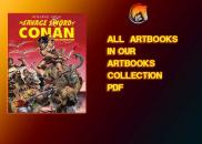 Art Savage Sword Conan