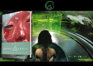 Amazing Artbook The Art Of Ghost In The Shell Pdf Artbooks