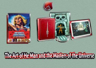 The Art of He Man